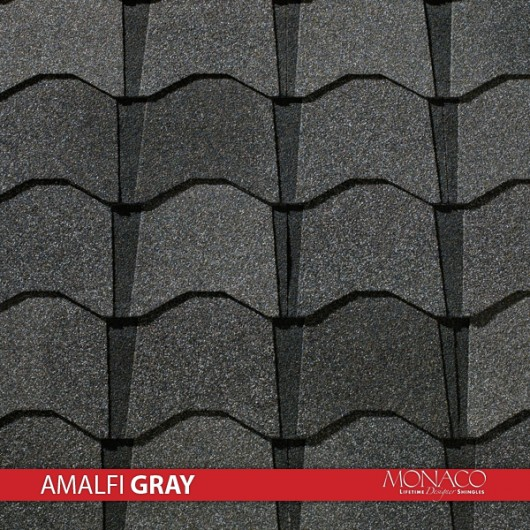 GAF Value Collection Designer Shingles Monaco – Amalfi Gray
