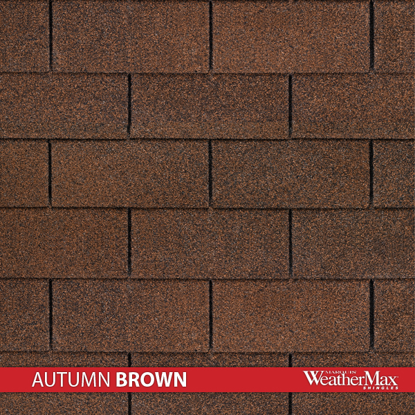 Gaf Marquis 174 Weathermax 174 Autumn Brown