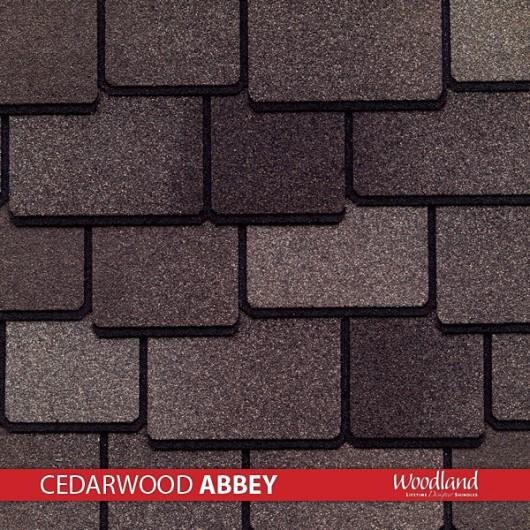 GAF Value Collection Designer Shingles Woodland – Cedarwood Abbey
