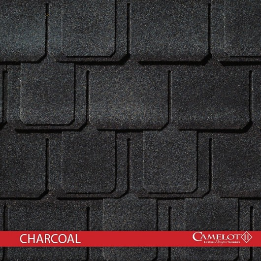 Gaf Value Collection Designer Shingles Camelot Ii Charcoal