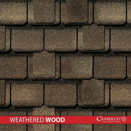 Gaf Value Collection Designer Shingles Camelot Ii