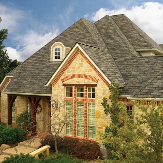 GAF Value Collection Designer Shingles Woodland Roof