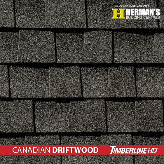Timberline HD – Canadian Driftwood