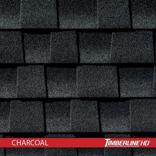 Timberline HD – Charcoal