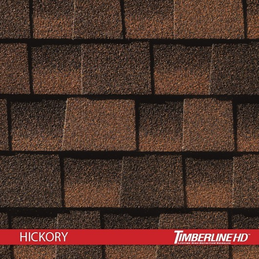 Timberline HD – Hickory