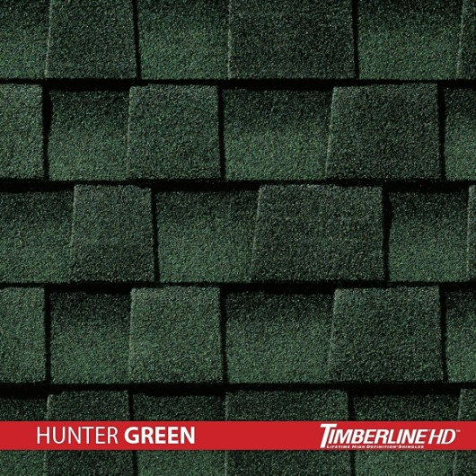 Timberline HD – Hunter Green