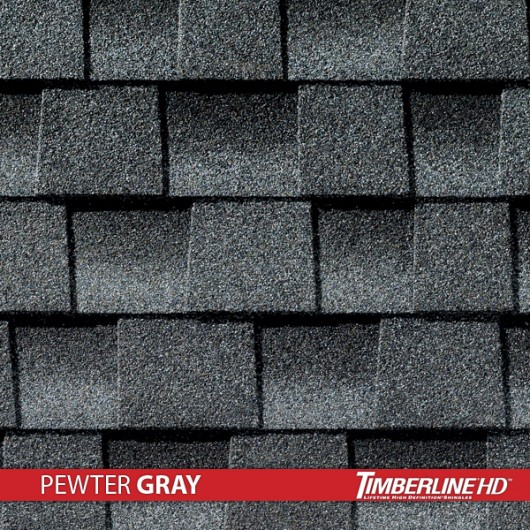 Timberline HD – Pewter Gray
