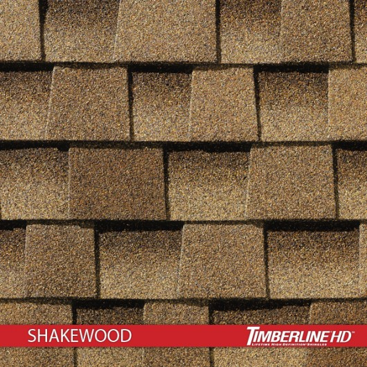 Timberline HD – Shakewood