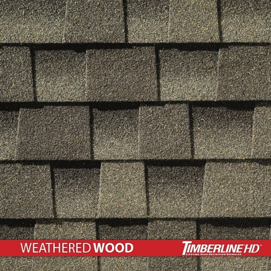 Timberline HD – Weathered Wood