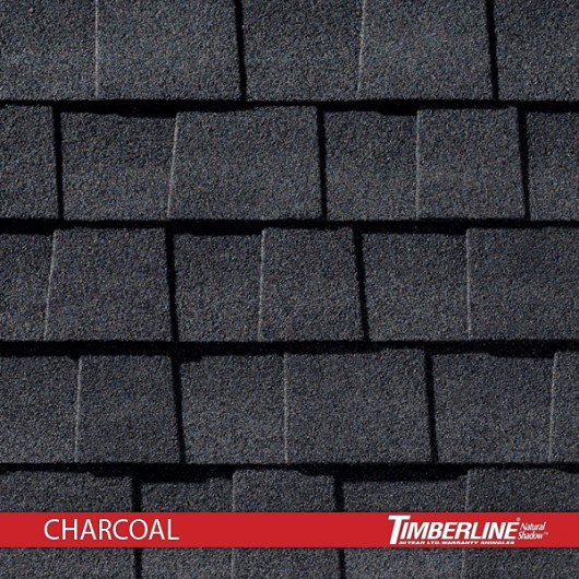 Timberline Natural Shadow – Charcoal