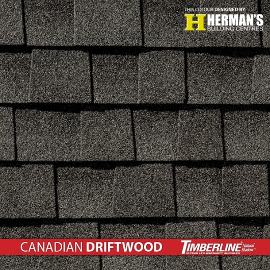 Timberline Natural Shadow – Canadian Driftwood