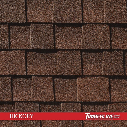Timberline Natural Shadow Hickory