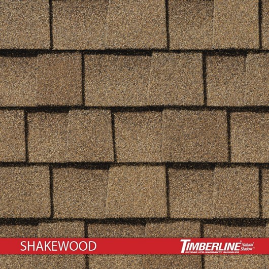 Timberline Natural Shadow – Shakewood