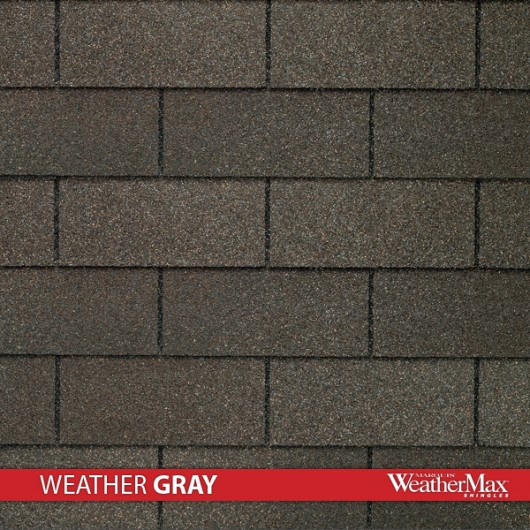 GAF Marquis® WeatherMax® – Weather Gray
