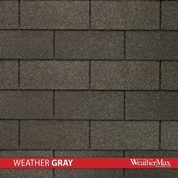 Gaf Marquis 174 Weathermax 174 Weather Gray