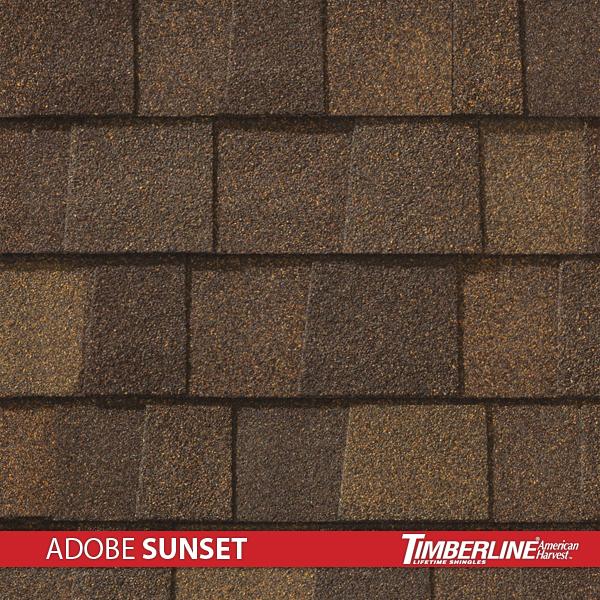 Timberline American Harvest Adobe Sunset